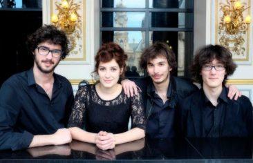 """Venezia, Palazzetto Bru Zane: """"Accademismo e Modernità"""" con il Quartetto Hanson"""