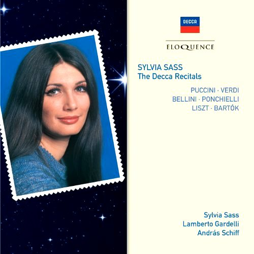Sylvia Sass:  The Decca Recitals