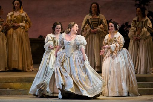 "New York, Metropolitan Opera: ""I Puritani"""