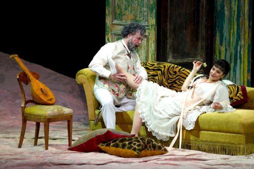 """Genova, Teatro Carlo Felice: """"Falstaff"""""""