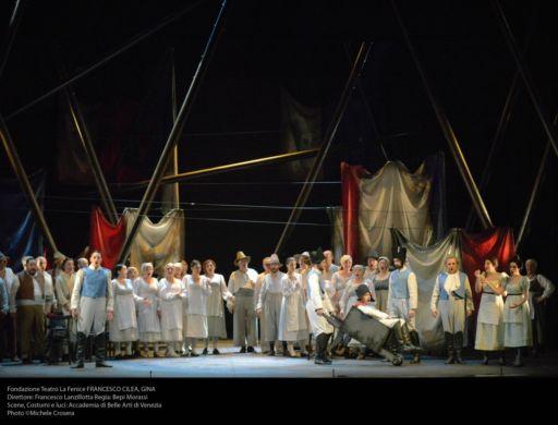 "Venezia, Teatro Malibran: ""Gina"""