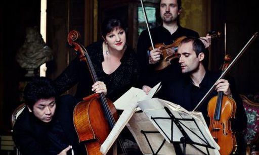 """Venezia, Palazzetto Bru Zane: """"I quartetti di Gounod"""" con il Quartetto Cambini-Paris"""