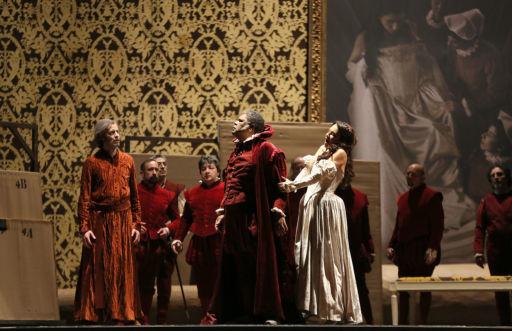 "Verona, Teatro Filarmonico: ""I Capuleti e i Montecchi"""