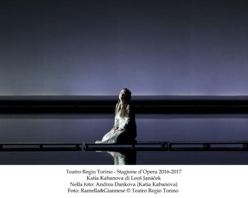 "Torino, Teatro Regio:""Kát'a Kabanová"" di   Leoš Janáček"