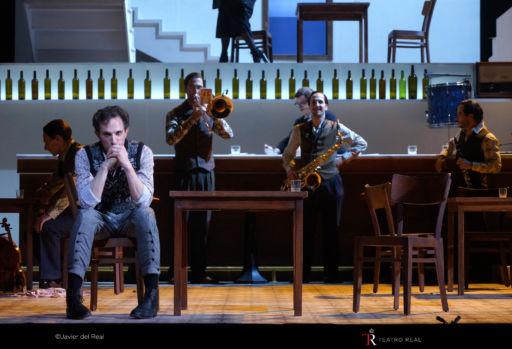"Prima assoluta di ""La ciudad de las mentiras"" al Teatro Real di Madrid"