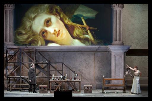 """Berlino, Staatsoper im Schiller Theater: """"Tosca"""""""