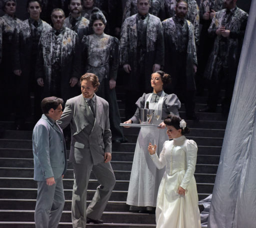 "Jesi, Teatro Pergolesi: ""La Traviata"""