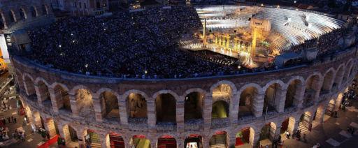 Muore il Corpo di Ballo dell'Arena di Verona. Vergogna italiana.