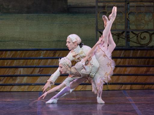 """Teatro dell'Opera di Roma: """"La Bella Addormentata"""" di Jean-Guillaume Bart"""