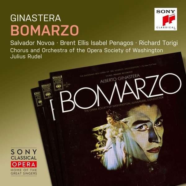 "Alberto Ginastera (1916-1983): ""Bomarzo"" (1967)"