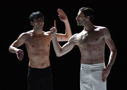 """""""Nijinski"""" di Marco Goecke al Teatro Ponchielli di Cremona"""