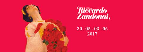 """Concorso Internazionale per Giovani Cantanti Lirici """"Riccardo Zandonai"""""""