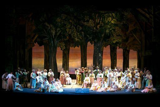 """Genova, Teatro Carlo Felice: """"L'elisir d'amore"""""""