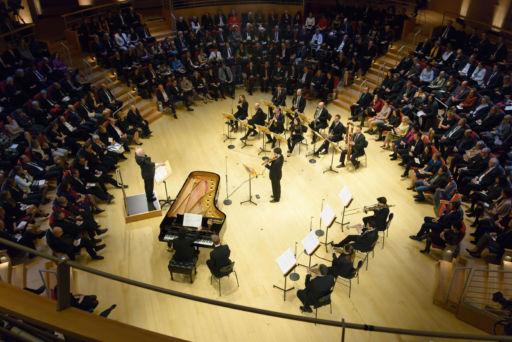 Daniel Barenboim inaugura la Pierre Boulez Saal di Berlino