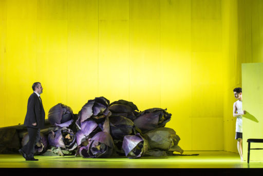 "Deutsche Oper Berlin: ""Death in Venice"""