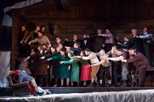 """Reggio Emilia, Teatro Valli: """"La Wally"""""""