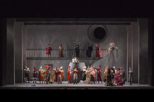 """Teatro Comunale di Bologna: """"Il turco in Italia"""""""