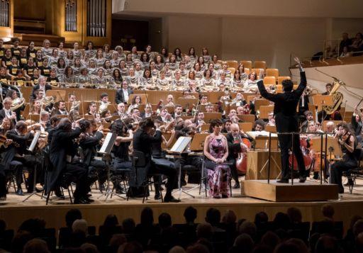 David Afkham e la III Sinfonia di Mahler a Madrid