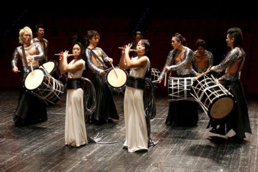 Madrid, Teatros del Canal: Musica e danza con i Tamburi dei Samurai