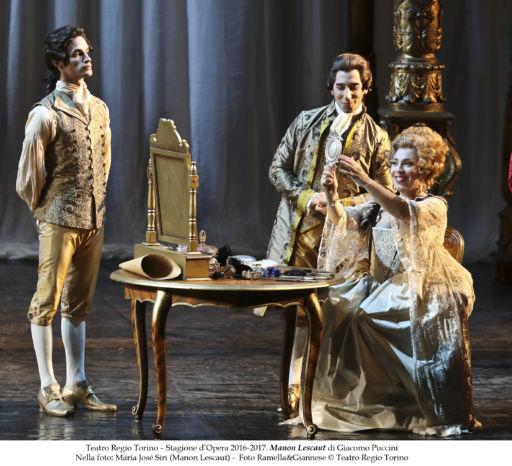 """Torino, Teatro Regio: """"Manon Lescaut"""""""
