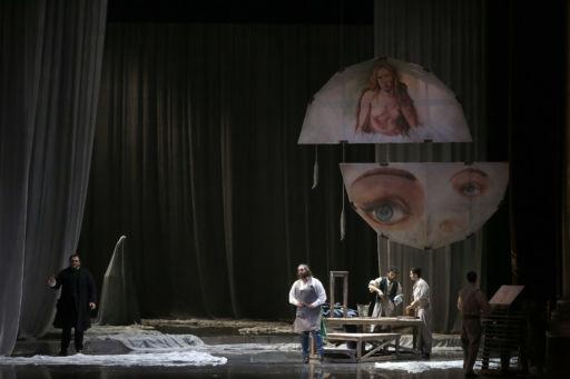 """Verona, Teatro Filarmonico: """"Tosca"""""""