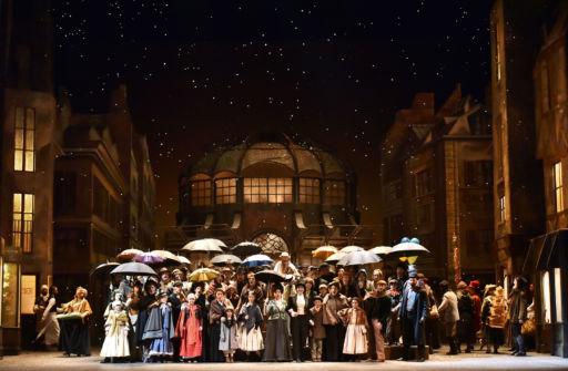 """Parma, Teatro Regio: """"La Bohème"""""""