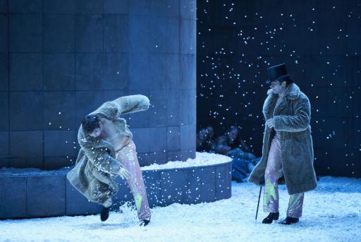 """Berlino, Deutsche Oper: """"Faust"""""""