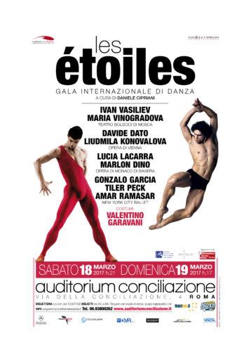 """Les Étoiles""  di Daniele Cipriani a Roma"