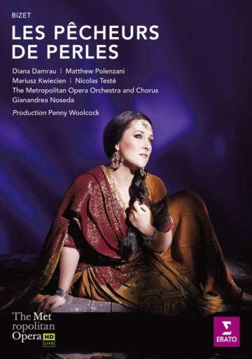 """Georges Bizet (1838-1875): """"Les  pêcheurs de perles"""" (1863)"""