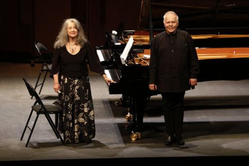 Aix-en-Provence, Festival de Pâques 2017: Martha Argerich &  Stephen Kovacevich
