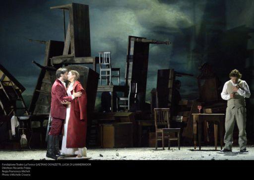 "Venezia, Teatro La Fenice: trionfa la ""Lucia"""