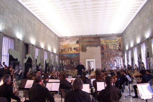 """Roma, Salone d'onore del Museo delle Civiltà: Concerto """"Intrecci di note"""""""