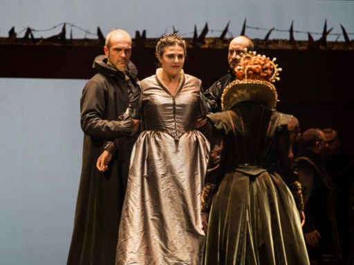 "Roma, Teatro dell'Opera: ""Maria Stuarda"" (cast alternativo)"