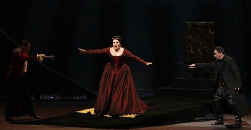 """Anna Bolena"" alla Scala"