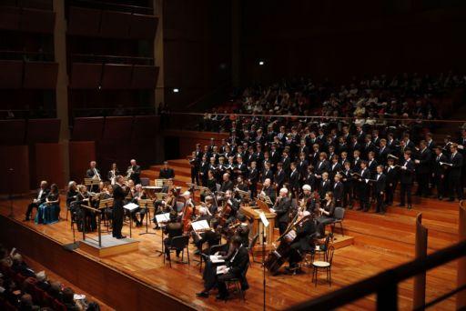 La Messa in si minore di Bach al Lingotto di Torino