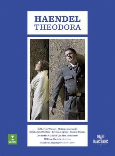 "Georg Friedrich Handel (1685-1759): ""Theodora"" (1750)"