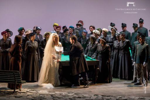 """""""Lucia di Lammermoor"""" al Teatro Lirico di Cagliari"""