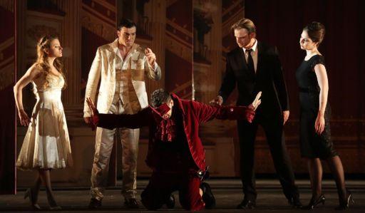 """Milano, Teatro alla Scala: """"Don Giovanni"""""""