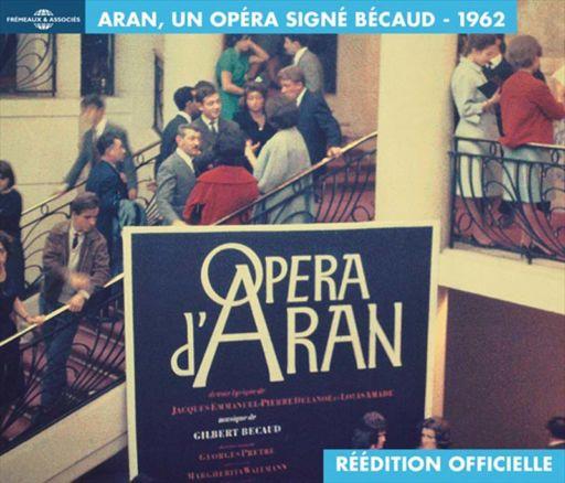 """Gilbert Bécaud (1927 – 2001): """"L'Opera d'Aran"""" (1962)"""