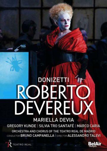 """""""Roberto Devereux"""" con Mariella Devia"""