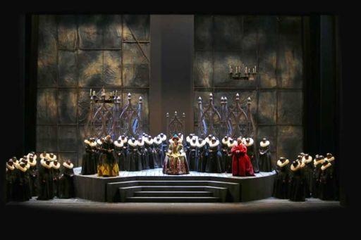 """Genova, Teatro Carlo Felice: """"Maria Stuarda"""""""