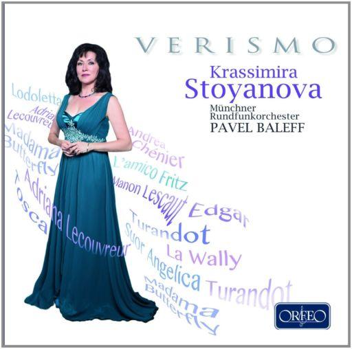 "Krassimira Stoyanova: ""Verismo"", ""Puccini complete songs"", ""Slavic Opera Arias"""