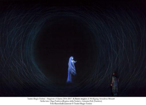 """Torino, Teatro Regio: """"Die Zauberflöte"""""""