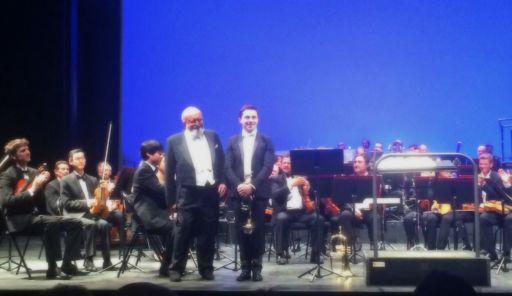 Krzysztof Penderecki & Anthony Abel en concert a Marseille