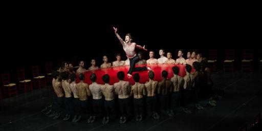 Il Béjart Ballet Lausanne al Teatro Canal di Madrid