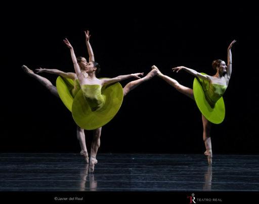 Serata Forsythe al Teatro Real di Madrid
