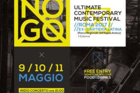 NOGO – Ultimate Contemporary Music Festival 9, 10 e 11 Maggio la seconda edizione