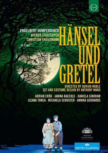 """Engelbert Humperdinck (1854-1921): """"Hänsel und Gretel"""" (1893)"""