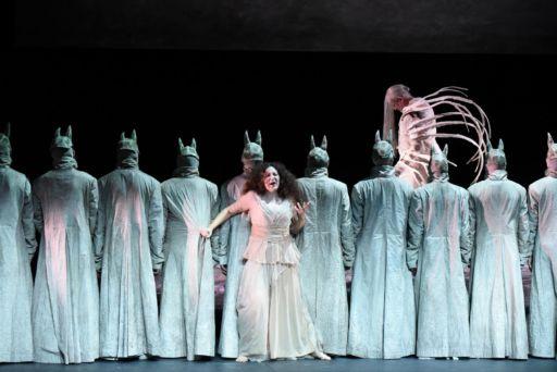 """Bruxelles, Théâtre La Monnaie: """"Aida"""""""