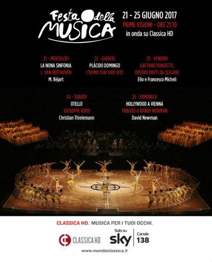 Il 21 giugno l'Europa festeggia la Musica!